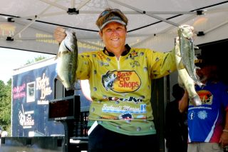 Profile of Pro Bass Angler Cheryl Bowden