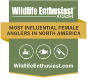 Most Influential Female Anglers in North America