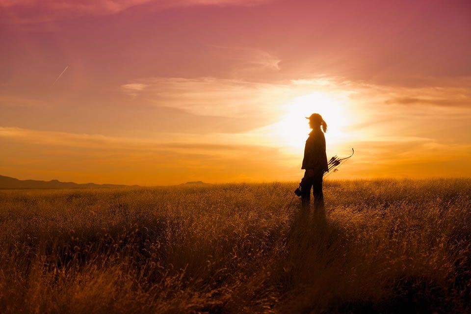 British Columbia Woman Recalls Bow Hunt