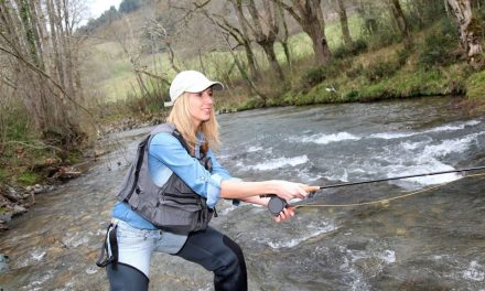 Women on the Rise in Fly Fishing