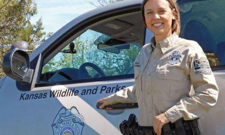 Profile of Kansas Game Warden Angie Reisch