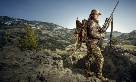 Profile of Pro Hunter Mia Anstine