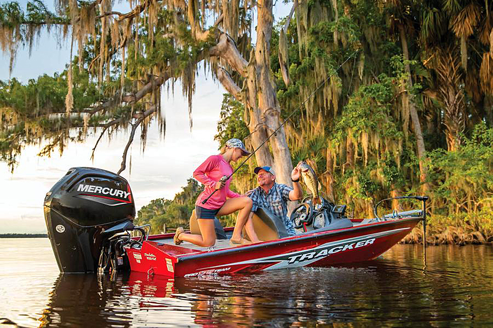 Product Review: Tracker Pro Team 175 TXW Fishing Boat