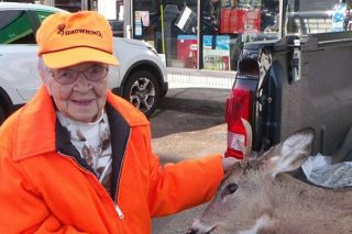 104-Year-Old Wisconsin Woman Bags Buck on Her First-Ever Hunt